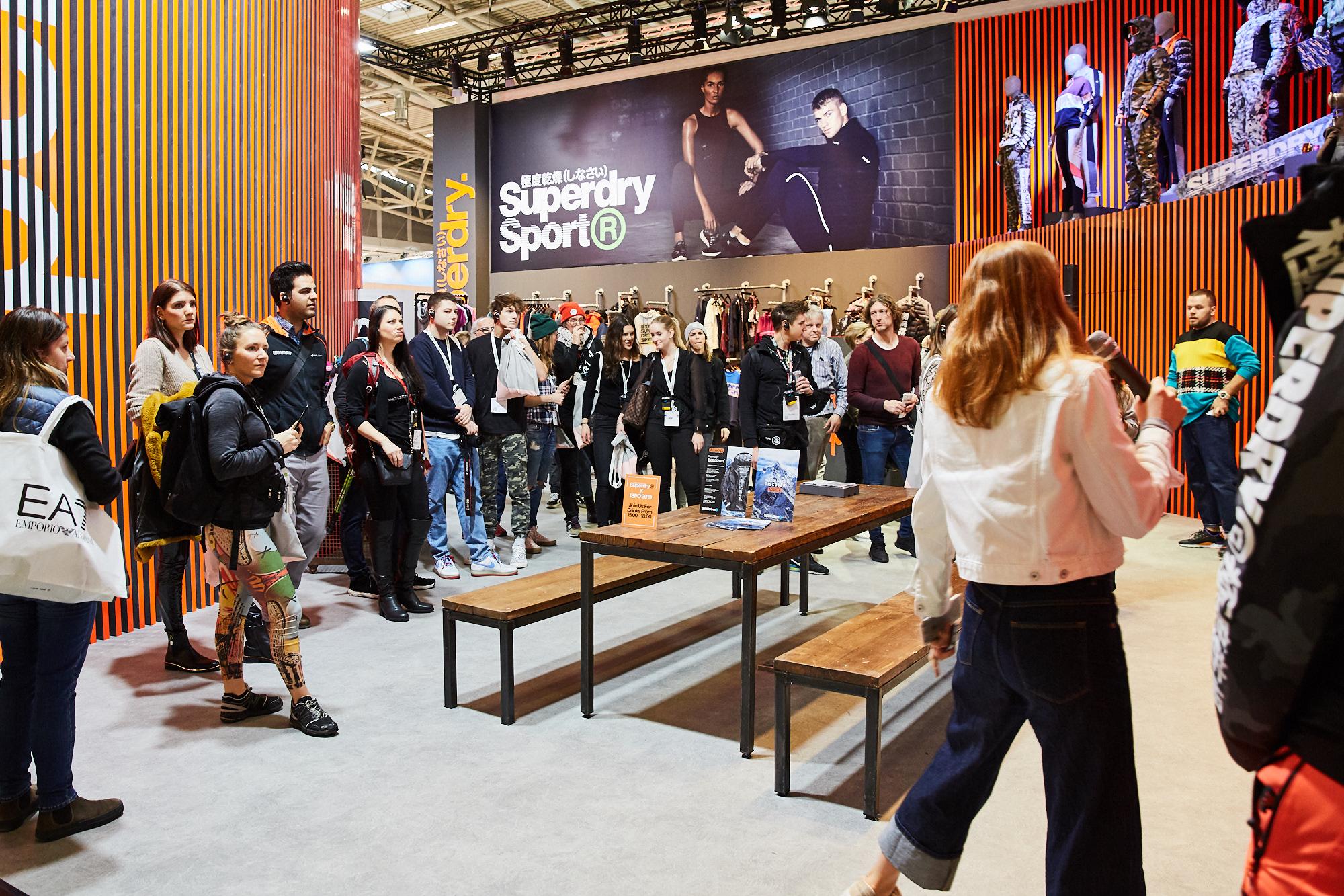 ISPO Munich 2019: Die Höhepunkte am Montag