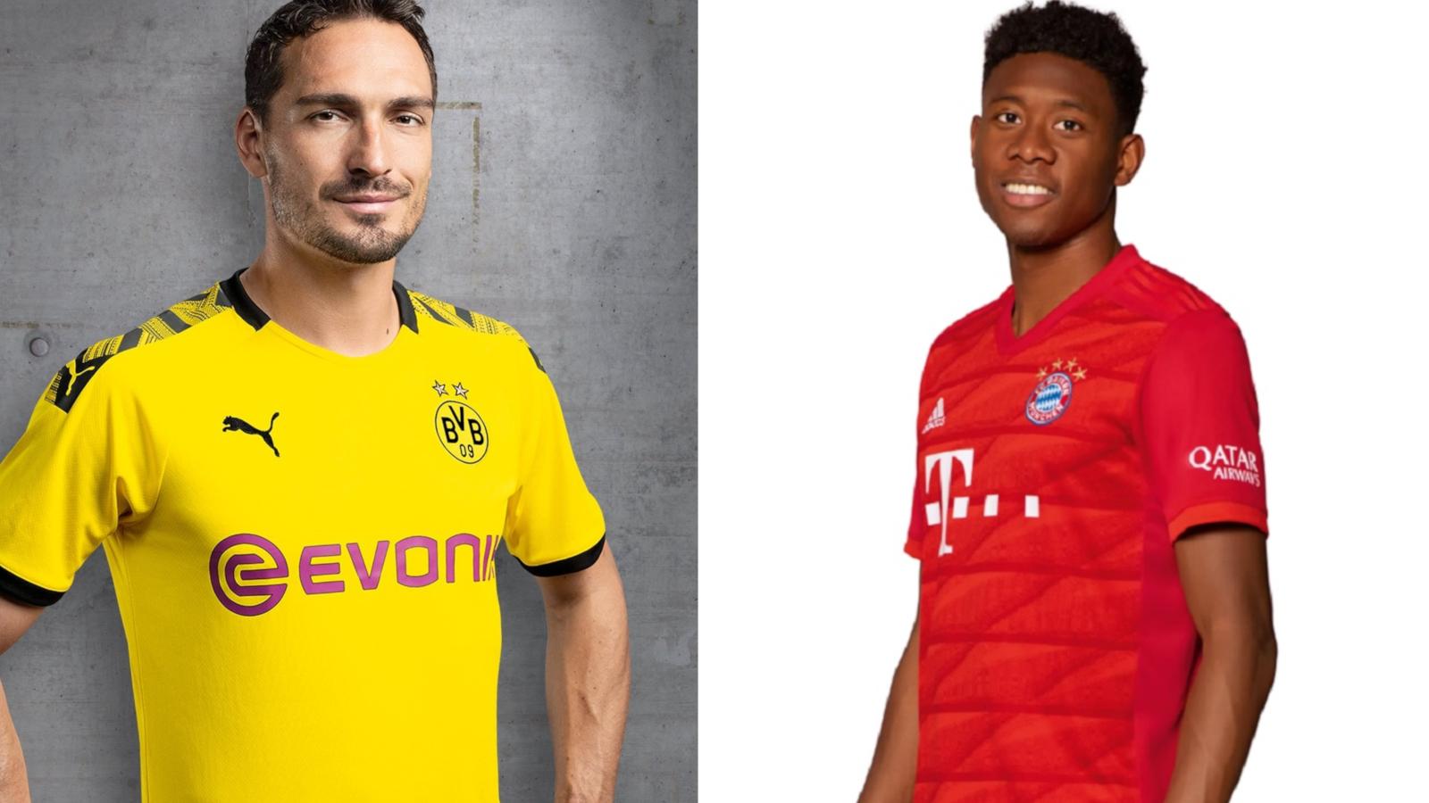 new arrivals 6ee1d ab9a5 Sponsoren der Bundesliga-Clubs: Alle Trikots, alle Einnahmen