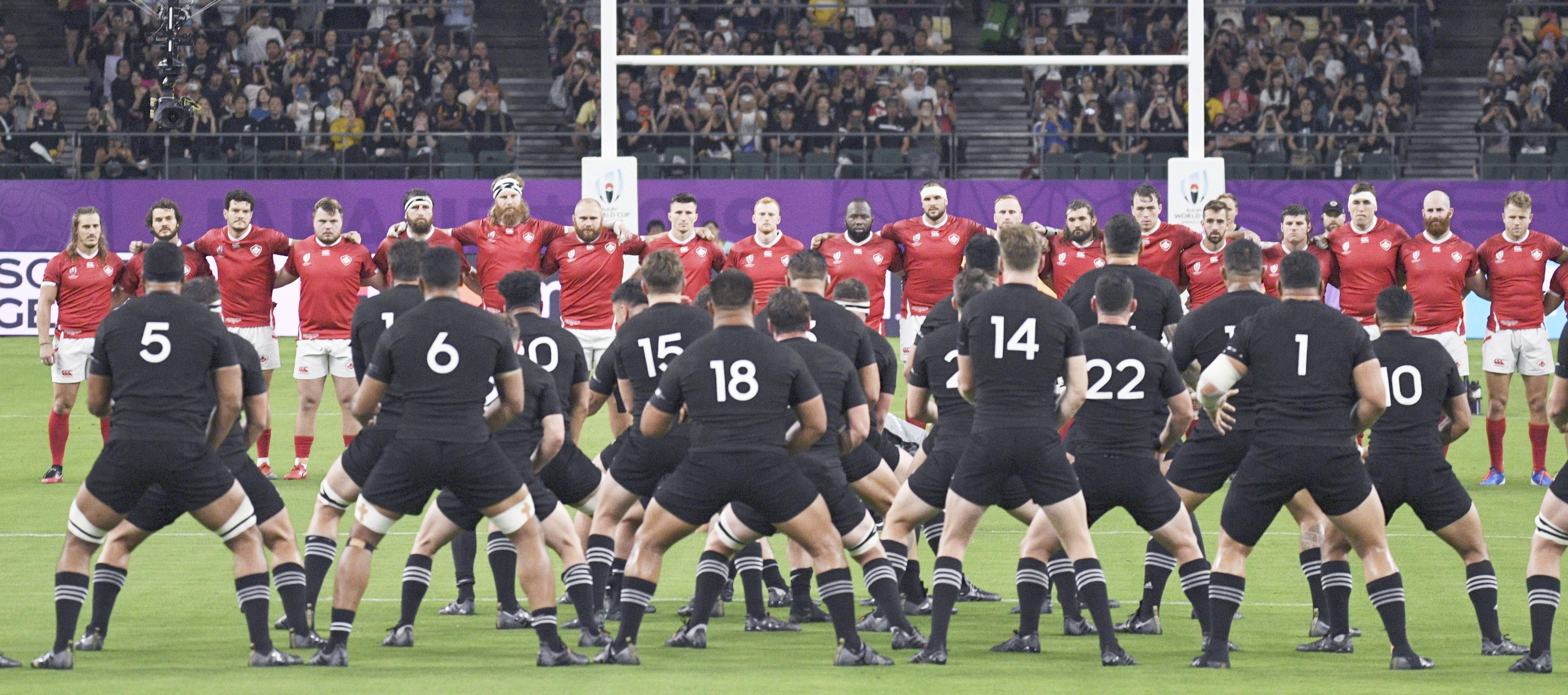 Rugby Wm In Japan Das Steckt Hinter Dem Grossten Sport Event