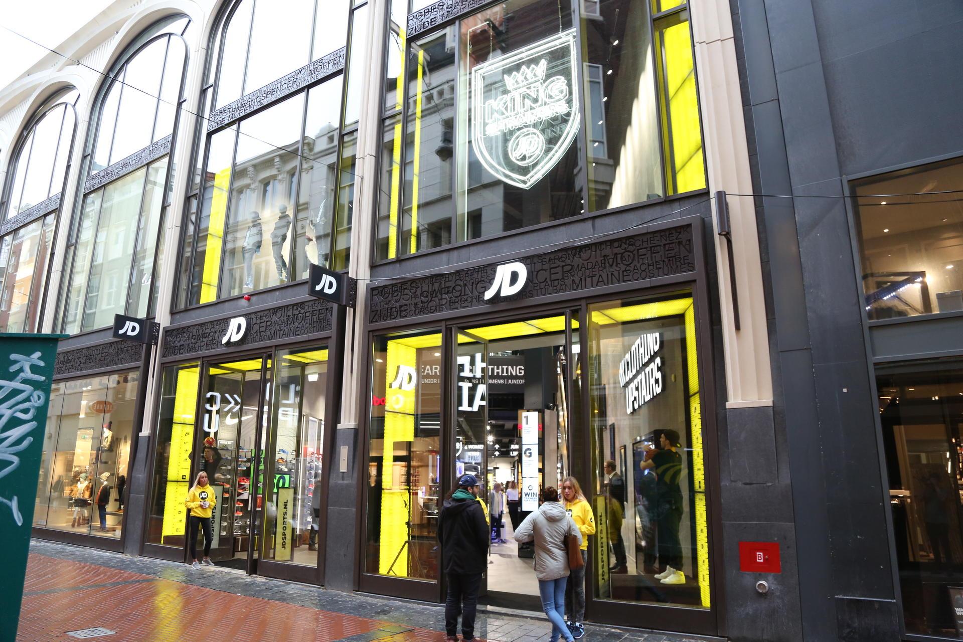 JD Sports: Über 200 neue Läden in Deutschland