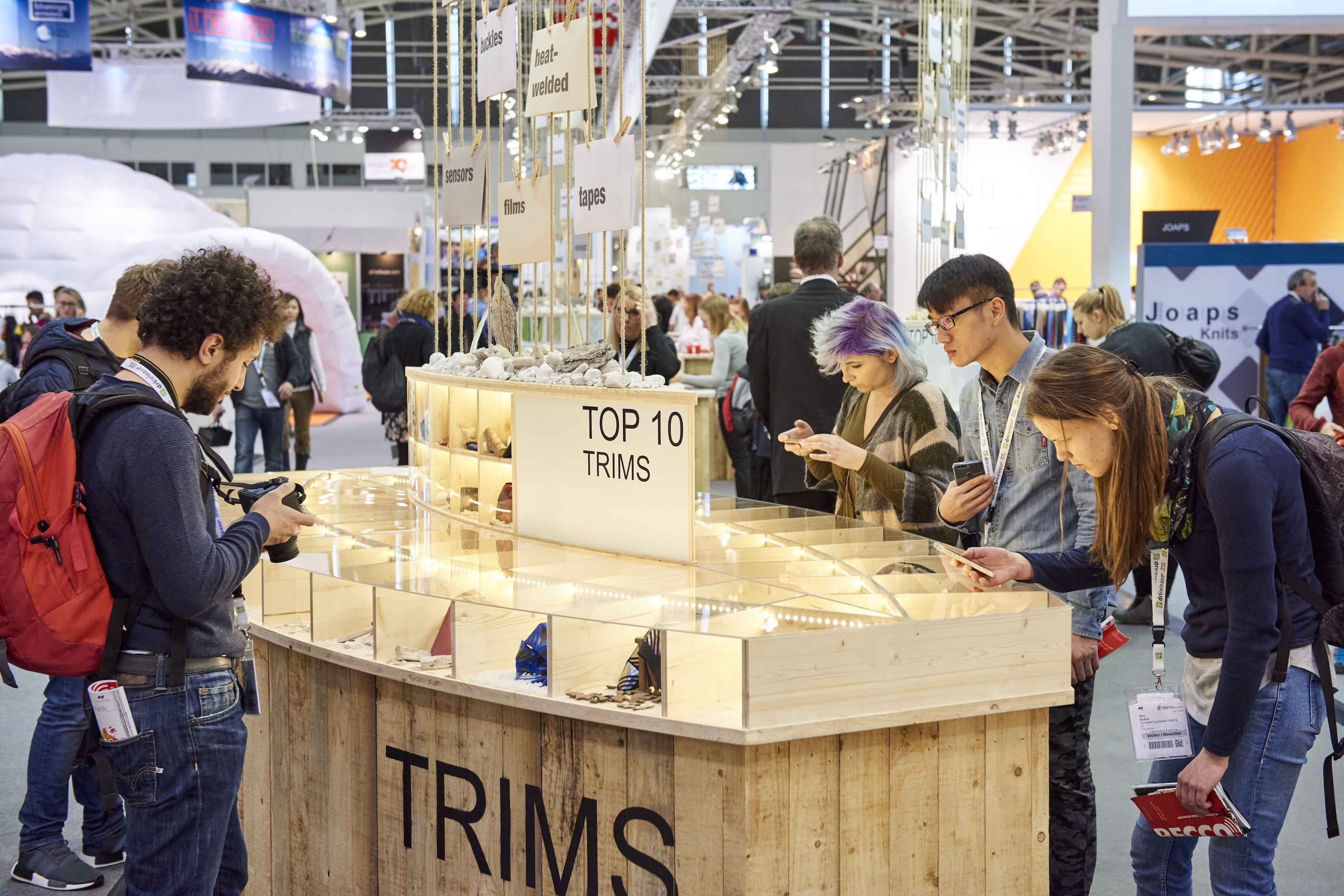 Manufacturing and Suppliers at ISPO Munich: The latest trends