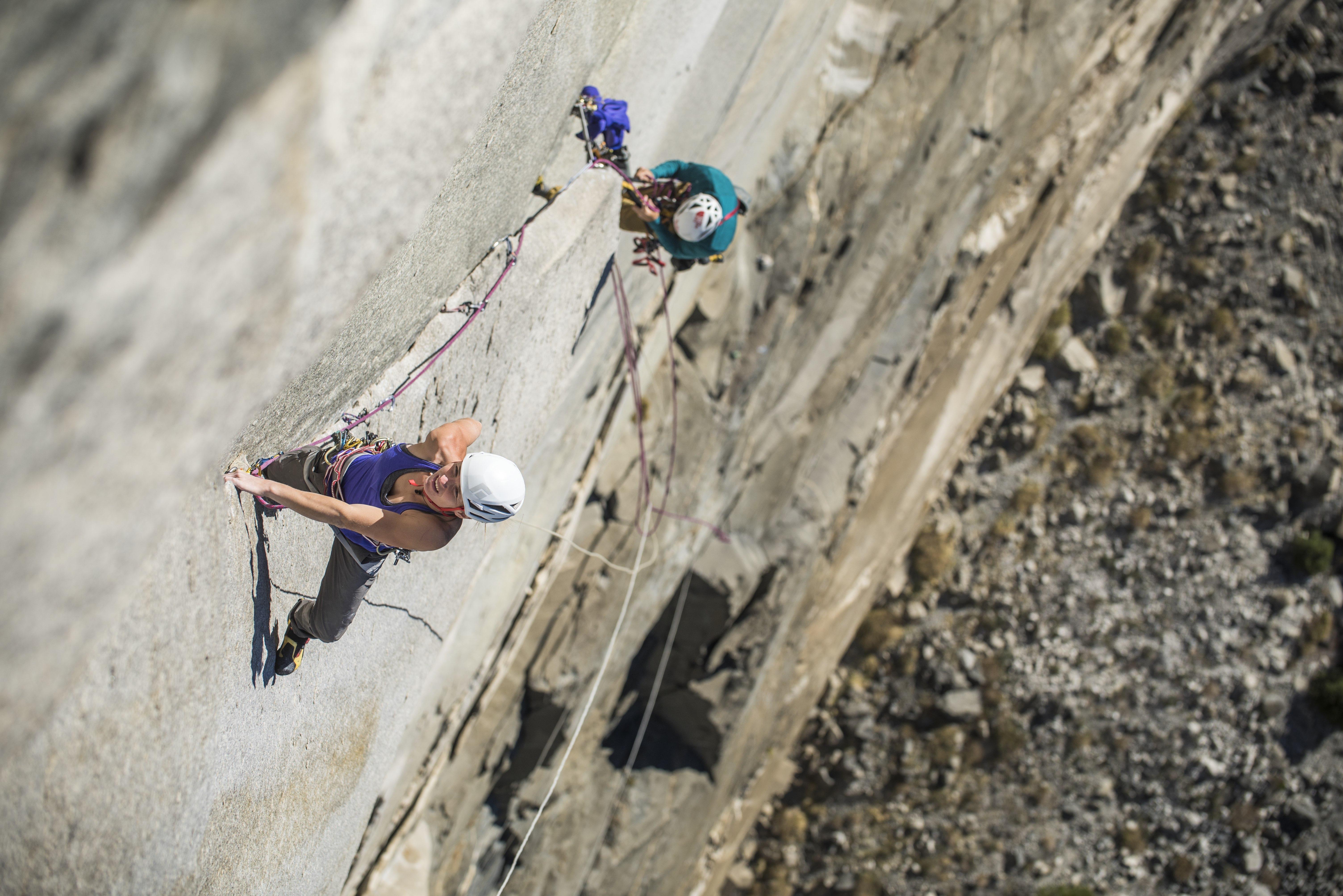 Kletterausrüstung Mammut : Die trends im alpinen klettern tradclimbing und bigwall