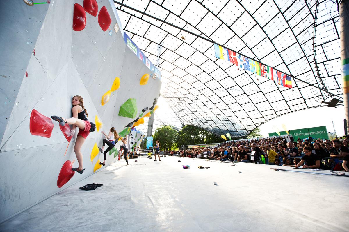 Climbing at the Olympics How Manufacturers and Retail Want to Benefit