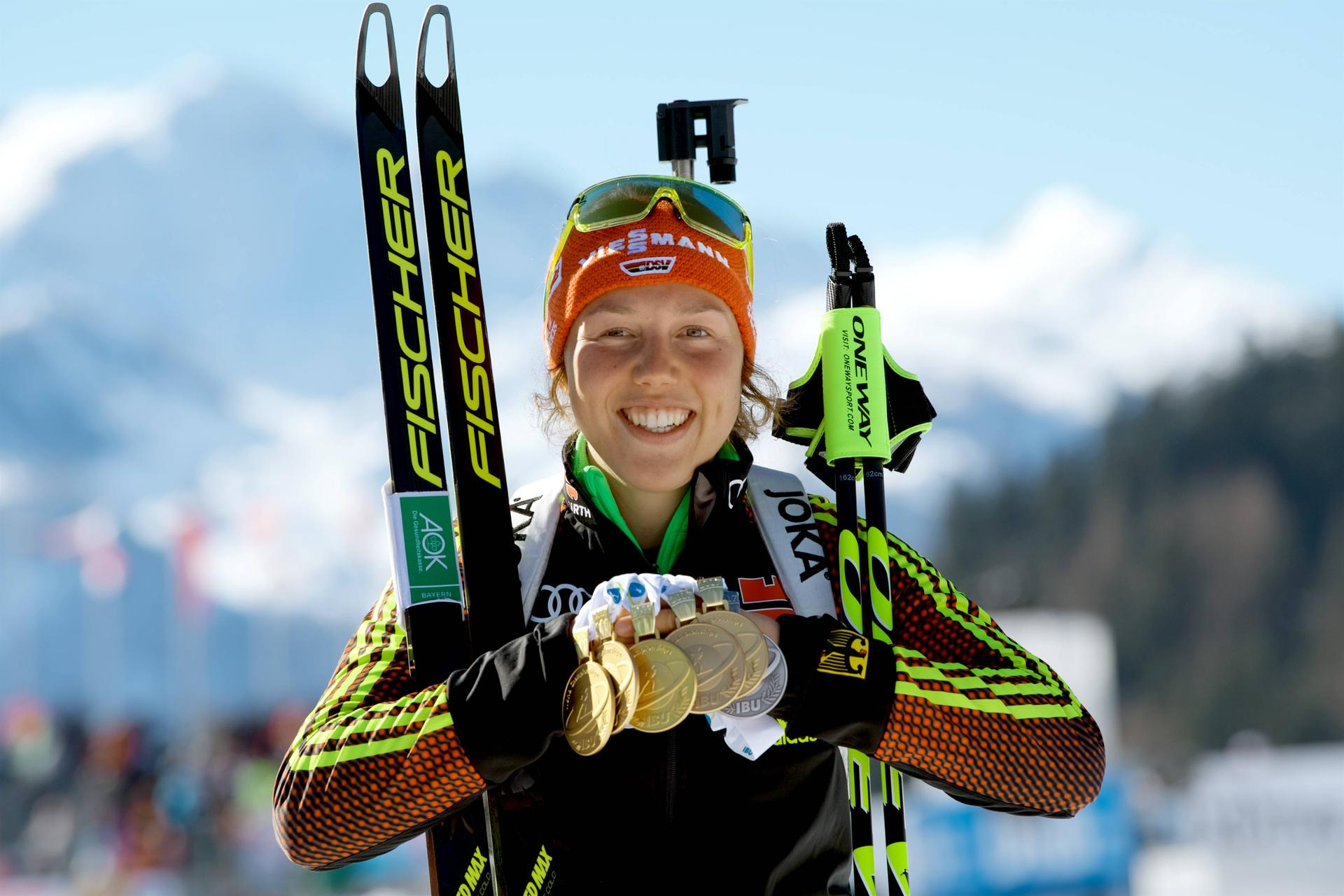 Biathlon: a selection of sites
