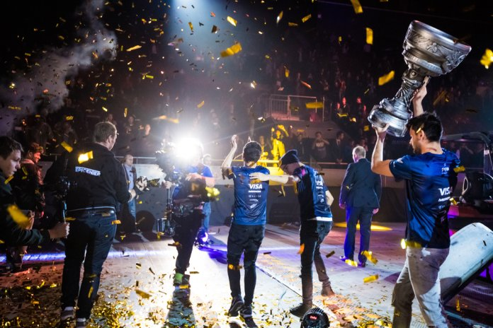 The History of the Origin of eSports
