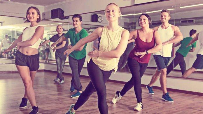 Zumba Fitness Wii zur Gewichtsreduktion