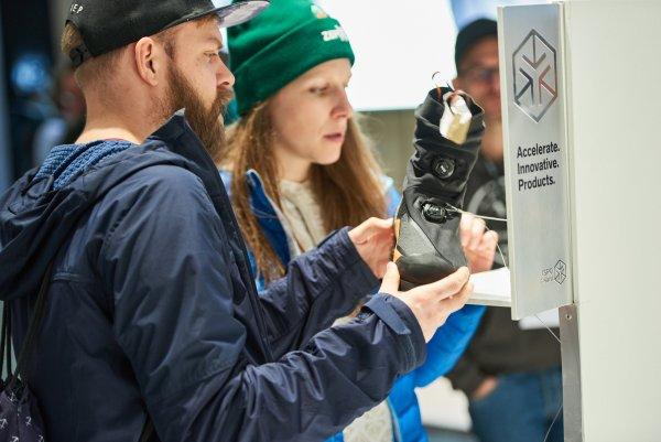Accelerating innovative products - ISPO Award Gewinner präsentiert auf der ISPO Munich 2020
