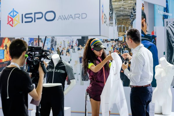 ISPO Award in Shanghai