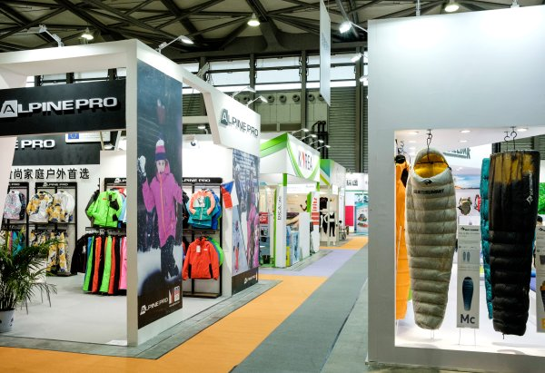Exhibition Booth Checklist : Ispo shanghai booth construction
