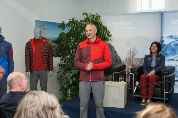 Peter Schöffel, owner and CEO of the outdoor and ski clothing manufacturer, will welcome an innovation manager to his side in October. The position has recently been created.