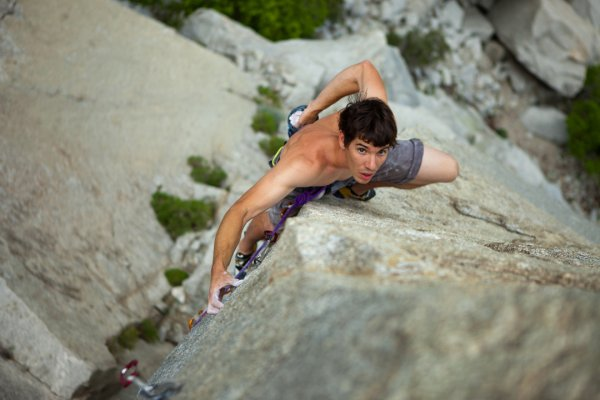 Alex Honnold First Free Solo Climber On The El Capitan