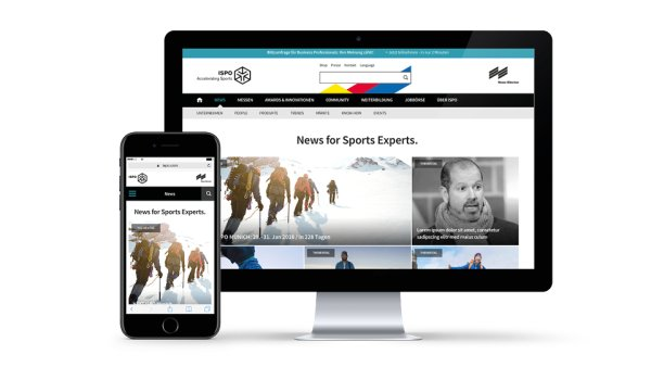 News and background information from the world of international sports business - always up to date on ISPO.com