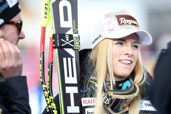 The Swiss skier Lara Gut has won the overall World Cup once so far.