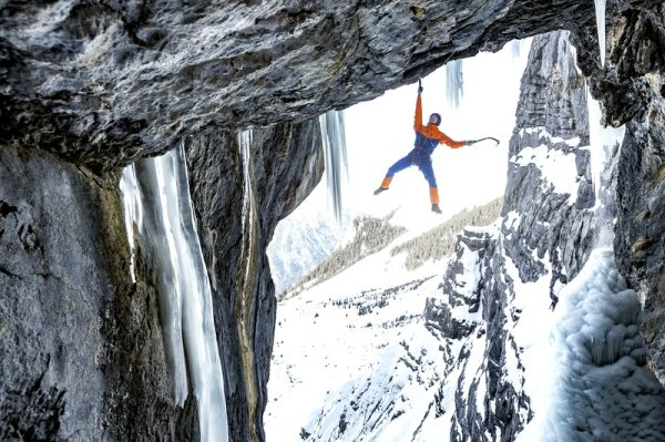 Dani Arnold is one of the poster boys of modern alpinism and climbing.
