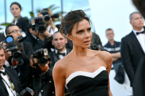 Victoria Beckham launches her own athleisure collection together with Reebok.