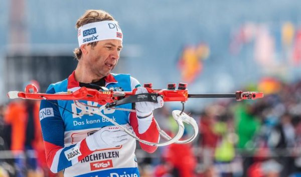 Ole Einar Björndalen is already the most successful winter Olympic athlete.
