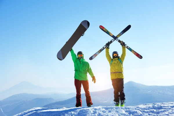 Jobs in the snowboard or ski sector need passion