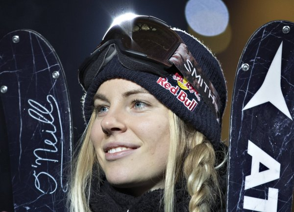 Gewann den WM-Titel 2015 in Slopestyle: Lisa Zimmermann.