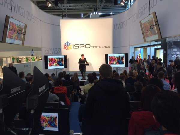 Two key themes at ispo textrends conferences use reuse for A step ahead salon poughkeepsie ny
