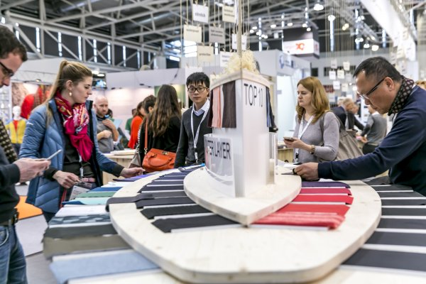 Discover the latest textile innovations at ISPO Textrends Hall C3.