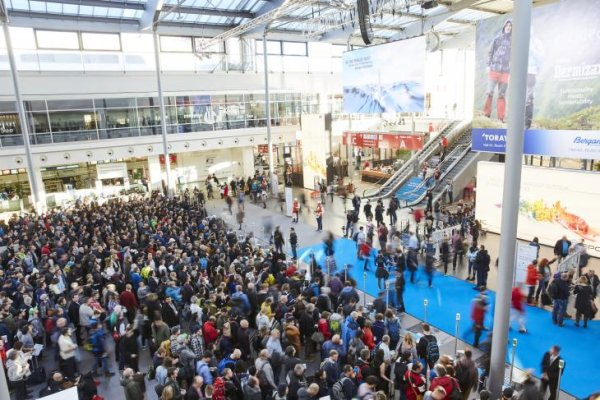 ISPO Munich takes place on 28 to 31 January.