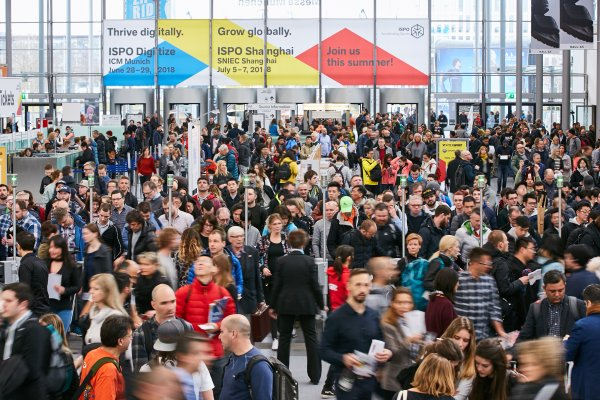 The gates of ISPO Munich 2018 are open.