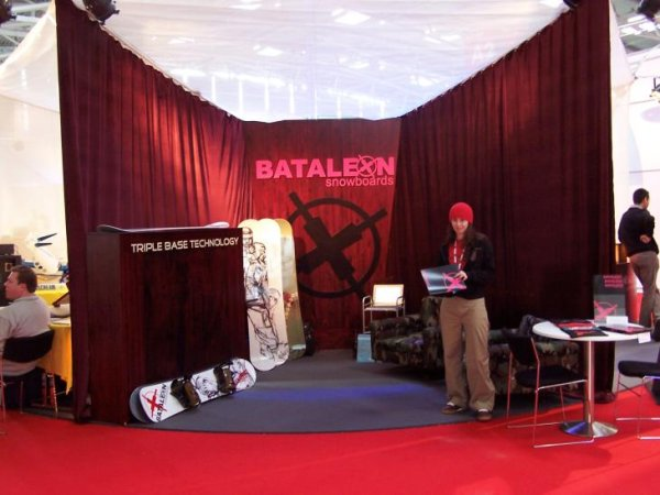 Bataleon laid the foundation for a real success story with ISPO Brandnew 2005.