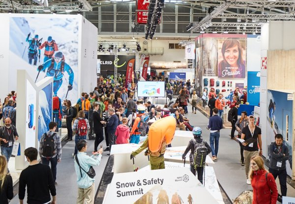 Wednesday at ISPO Munich 2018