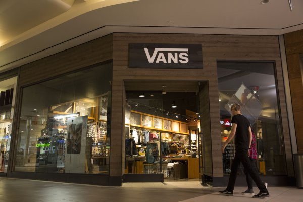 Vans, one of the most important brands of VF Corporation
