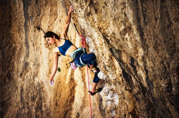 b1fe21689db853 Die Ästhetik und die Passform müssen für Bergsportlerinnen passen.