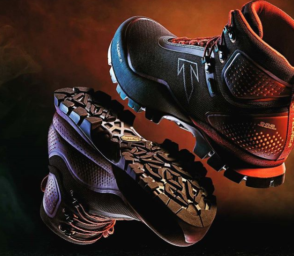 Tecnica's Forge S is the world's first fully customizable outdoor shoe.