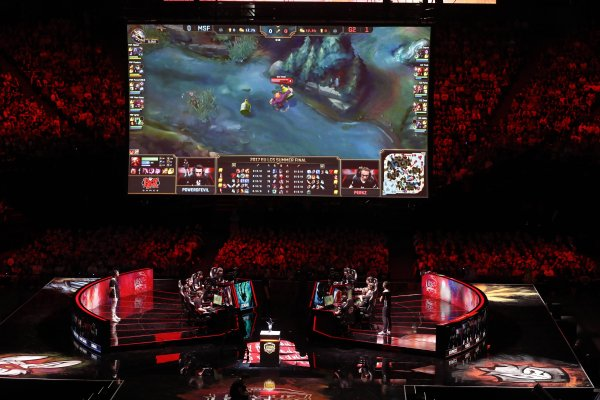 Fun and packed venues: Esports is developing into a market worth billions.
