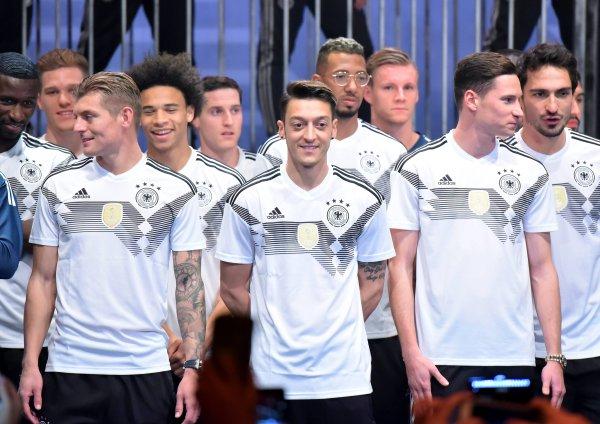 adidas Argentina Home Replica Jersey World Cup 2018 Men