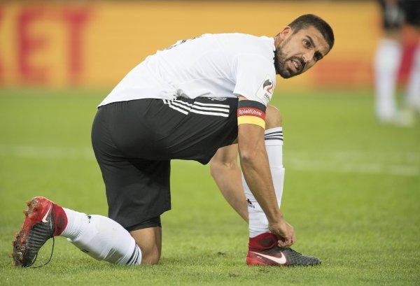 die 2018Diese trägt Fußballschuhe WM deutsche 8wnOkP0X