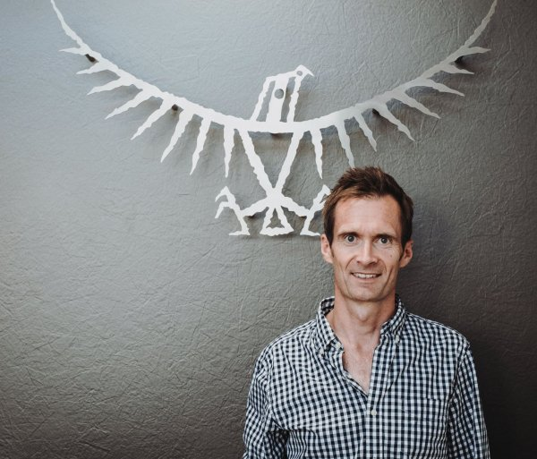 Jonathan Petty is Osprey's Marketing Director