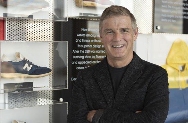 New Balance: Joe Preston succeeds Rob DeMartini as CEO