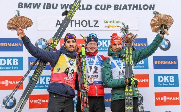 Sponsors and Successes: The Biathlon Stars of Winter 2018/19
