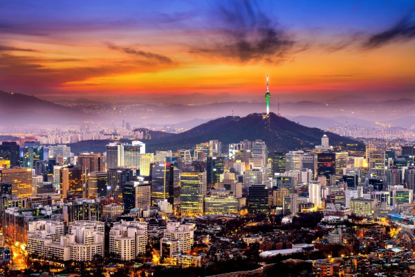 Seoul - How a City Is Addicted to eSports