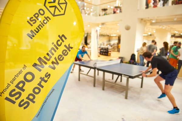 ISPO Munich Sports Week