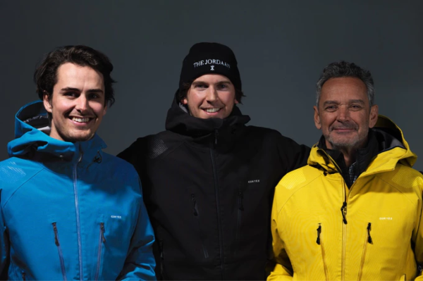 Cortazu's founders and product managers: Wiebe Poelmann, Wouter de Roy van Zuidewijn and Herman Poelmann (f.l.t.r.)