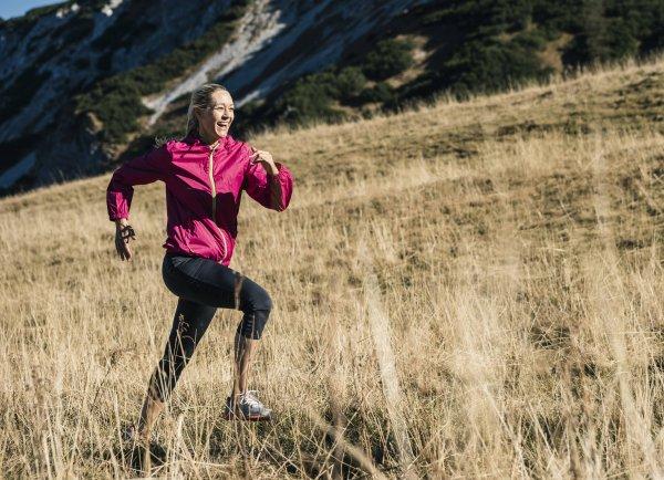 Studie: Outdoor Sport macht Frauen glücklicher