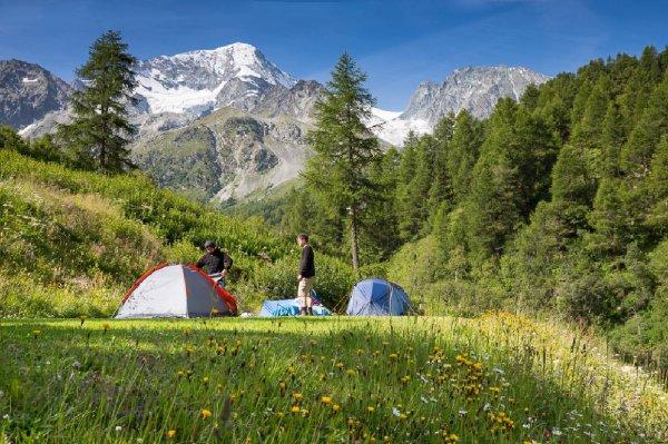 8 Campingplätze ohne Corona-Stress
