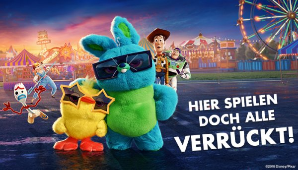 "Build your own Game mit Roblox und ""A Toy Story: Alles hört"