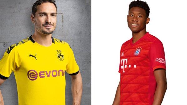 new arrivals 4dc5f f3864 Sponsoren der Bundesliga-Clubs: Alle Trikots, alle Einnahmen