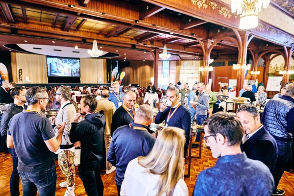 The industry had the opportunity to discuss and network at the European Outdoor Summit 2019.