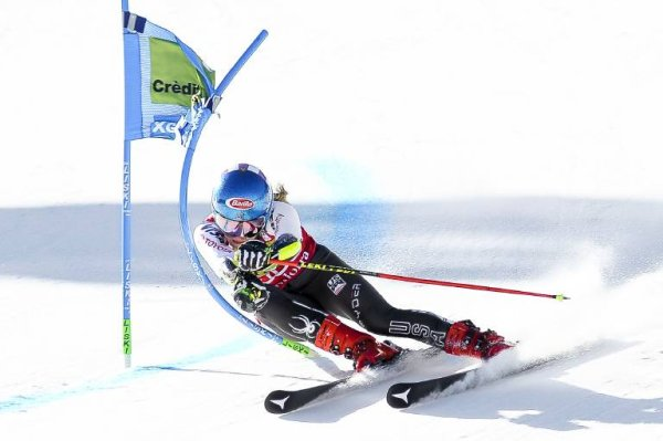 Mikaela Shiffrin remains the big favourite among female skiers.
