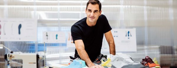 Tennis star Roger Federer invests in the running shoe brand On.