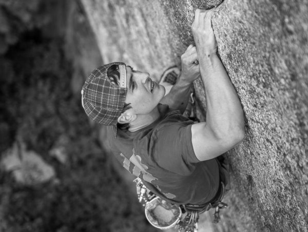 Brad Gobright died in a climbing accident at the age of 31.