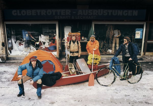 The first Globetrotter branch opened in 1979 - now the outdoor retailer celebrates its 40th anniversary.