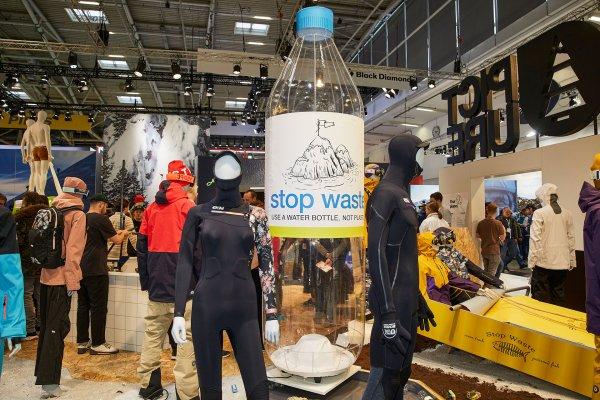 ISPO Munich Exhibition Space
